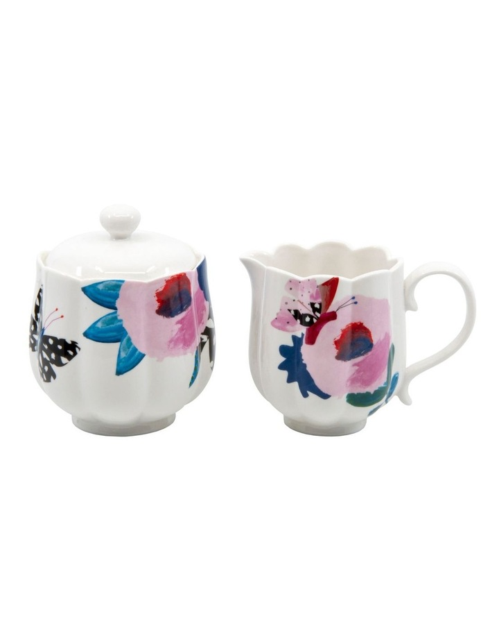 Willow Sugar Bowl & Creamer Set image 1