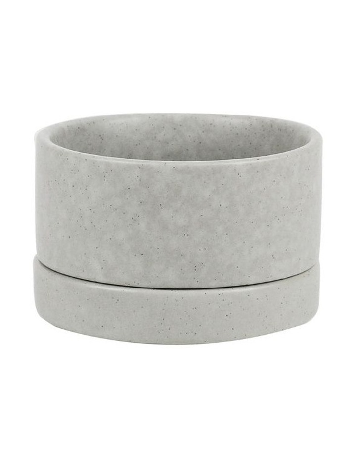 Stack, Serve & Store Condiment Bowl & Dish - Reactive Glaze Grey image 3