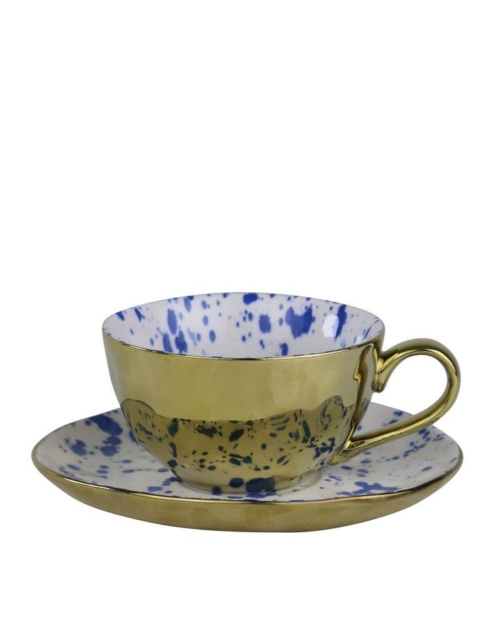 Babylon Tea Cup & Saucer image 1