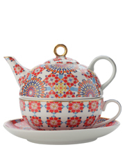 Teas & C's Isfara Tea For 1 Bukhara Red 300ML Gift Boxed