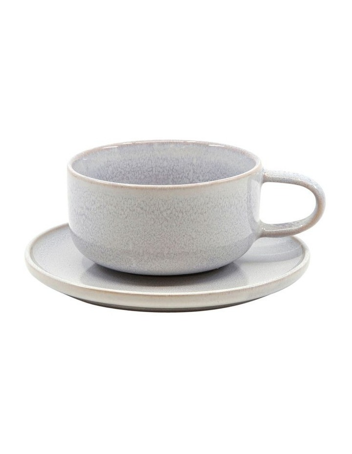 RELIC Tea Cup and Saucer Set 260ml - Mist image 1