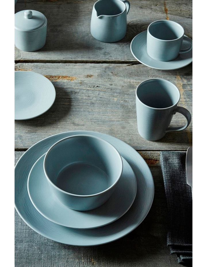 Swirl 12 Piece Dinner Set - Grey image 2