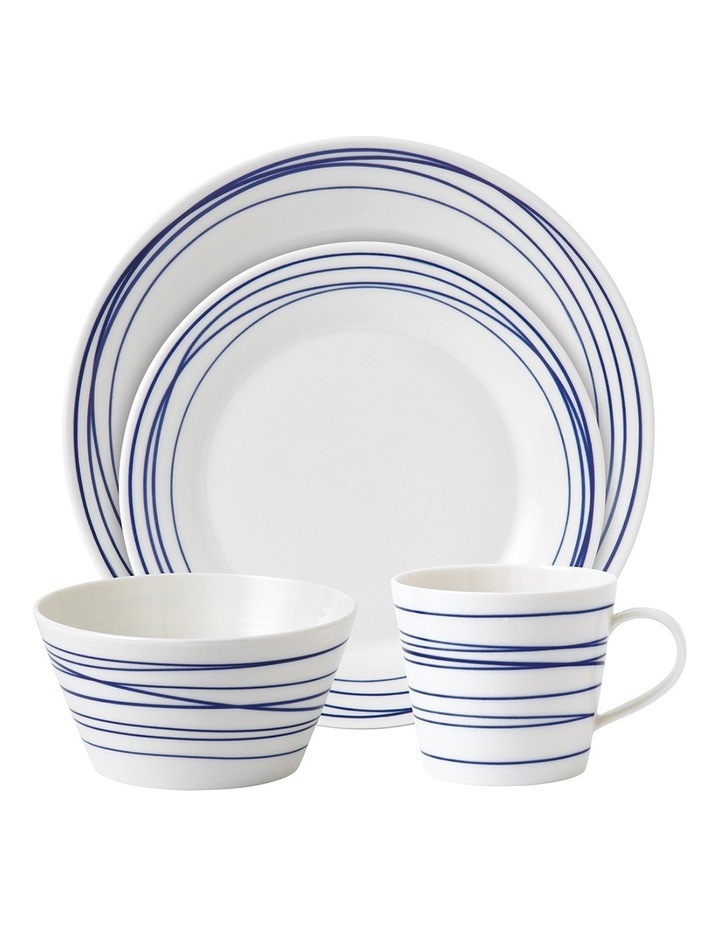 Pacific 16 Piece Dinner Set Lines image 2