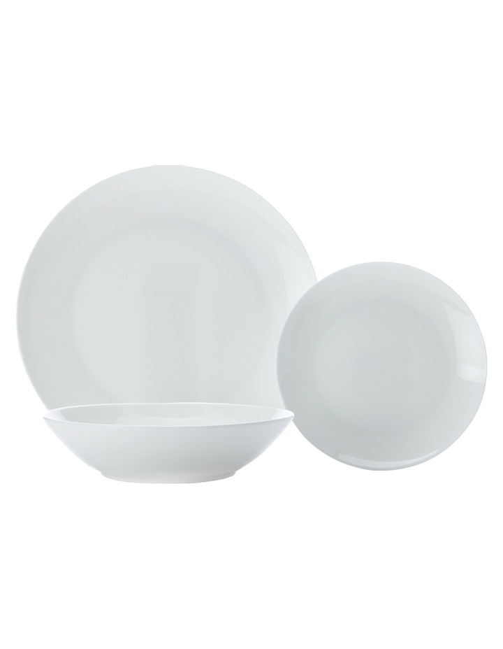 Cashmere Coupe 18 Piece Dinner Set image 1