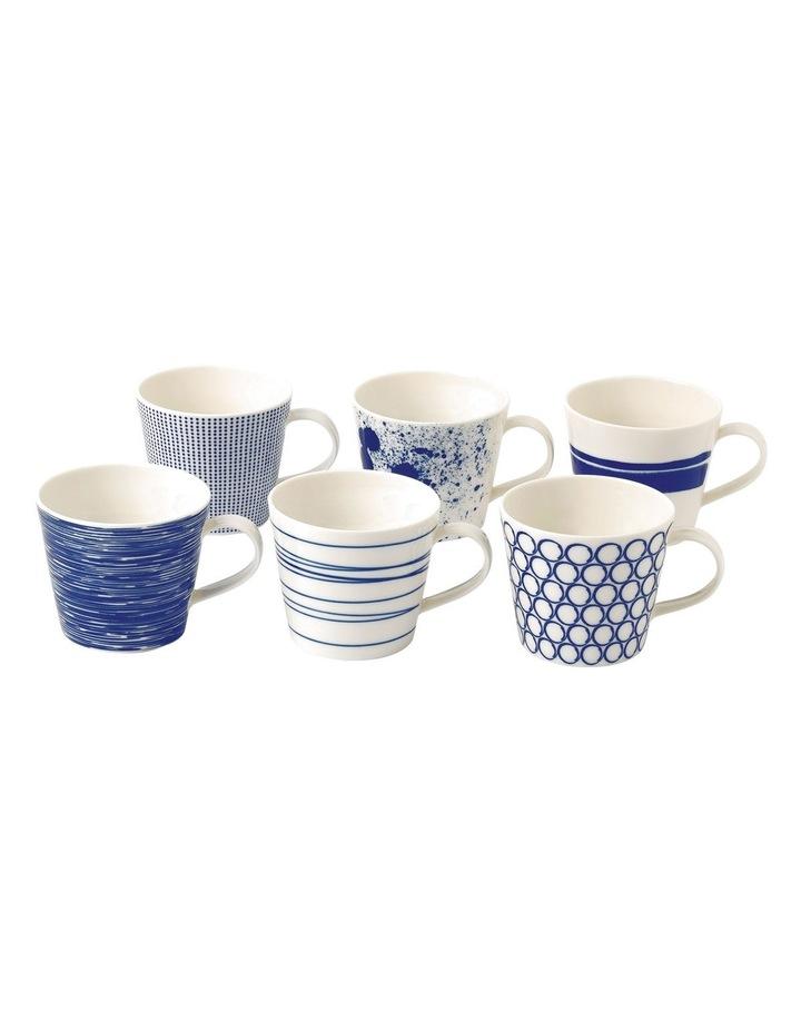 Pacific Mugs (Set Of 6) image 1