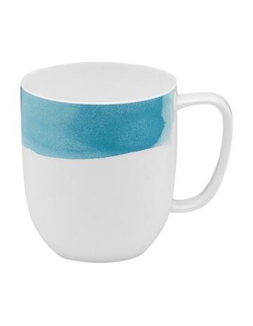 93a69f56540 Ecology Watercolour Mug Aqua Gift Box