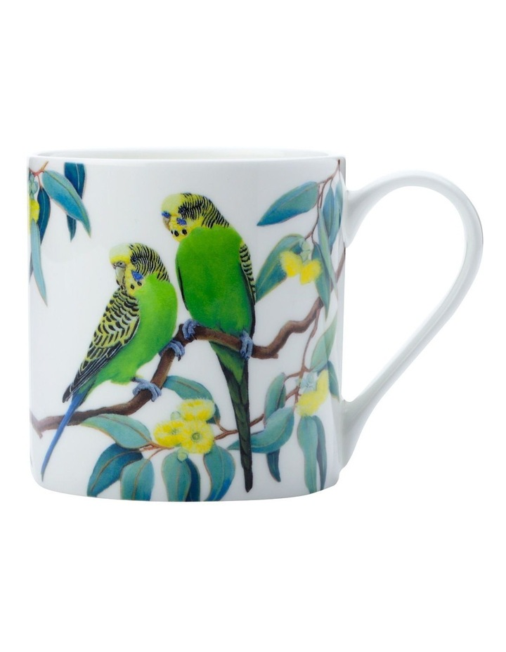 Cashmere Birdsong Mug 350ML Budgies Gift Boxed image 1