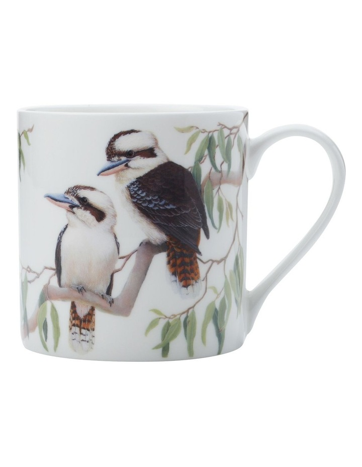 Cashmere Birdsong Mug 350ML Kookaburras Gift Boxed image 1