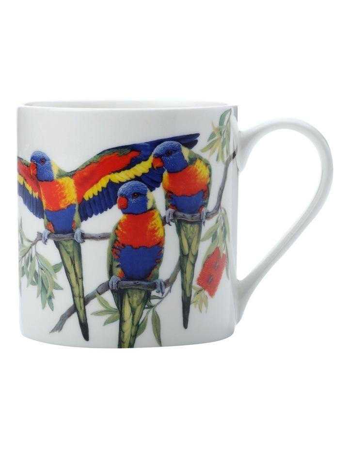 Cashmere Birdsong Mug 350ML Lorikeets Gift Boxed image 1