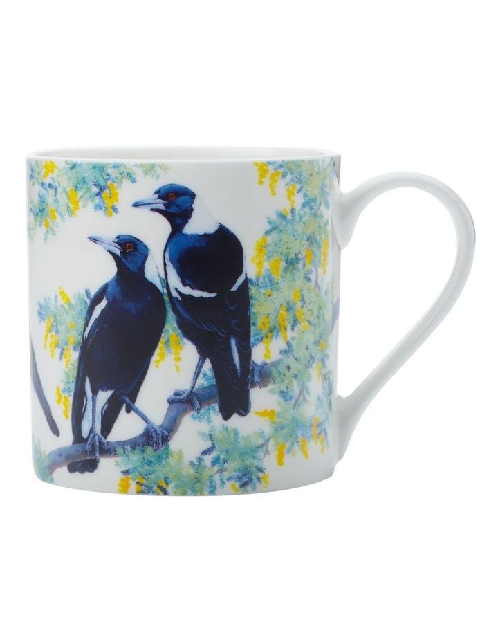 Cashmere Birdsong Mug 350ML Magpies Gift Boxed image 1