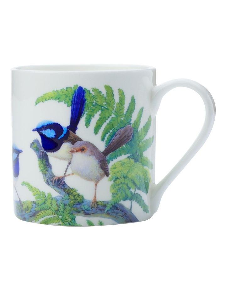 Cashmere Birdsong Mug 350ML Superb Fairy-wrens Gift Boxed image 1
