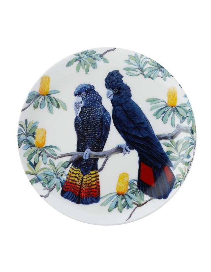 Cashmere Birdsong Plate 20cm Cockatoos Gift Boxed image 1