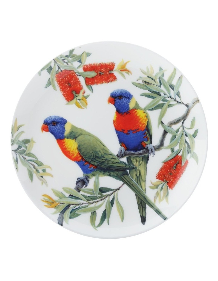 Cashmere Birdsong Plate 20cm Lorikeets Gift Boxed image 1