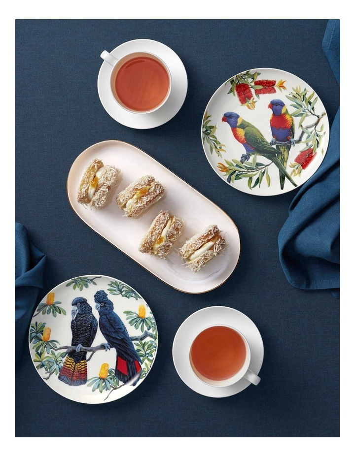 Cashmere Birdsong Plate 20cm Lorikeets Gift Boxed image 2