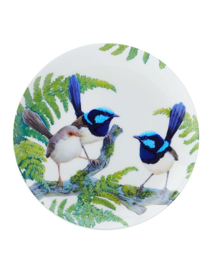Cashmere Birdsong Plate 20cm Superb Fairy-wrens Gift Boxed image 1