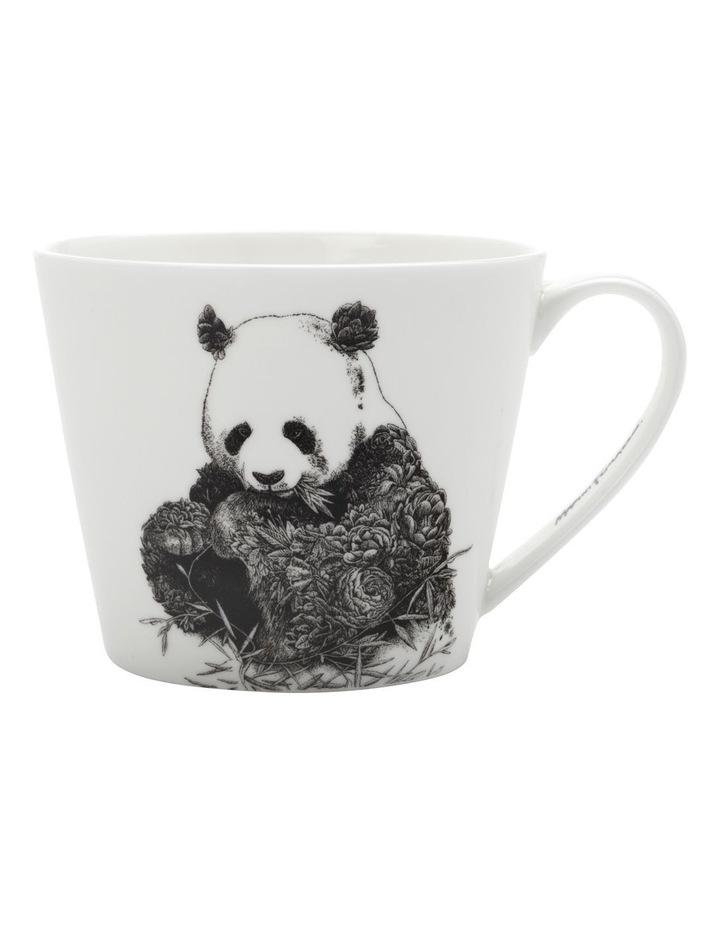 Marini Ferlazzo Mug Giant Panda 450ML Squat Gift Boxed image 1