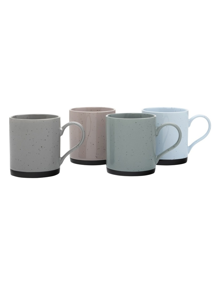 Speckle Mug  Set Of 4  350ml  Gift Boxed image 1