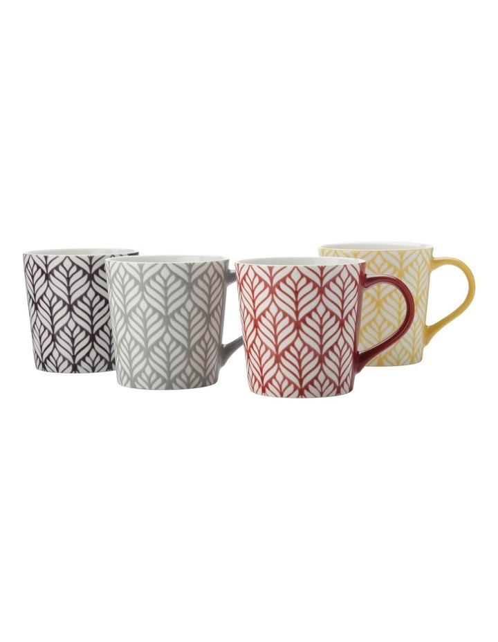 Moro Mug Set of 4 400ML Gift Boxed image 1