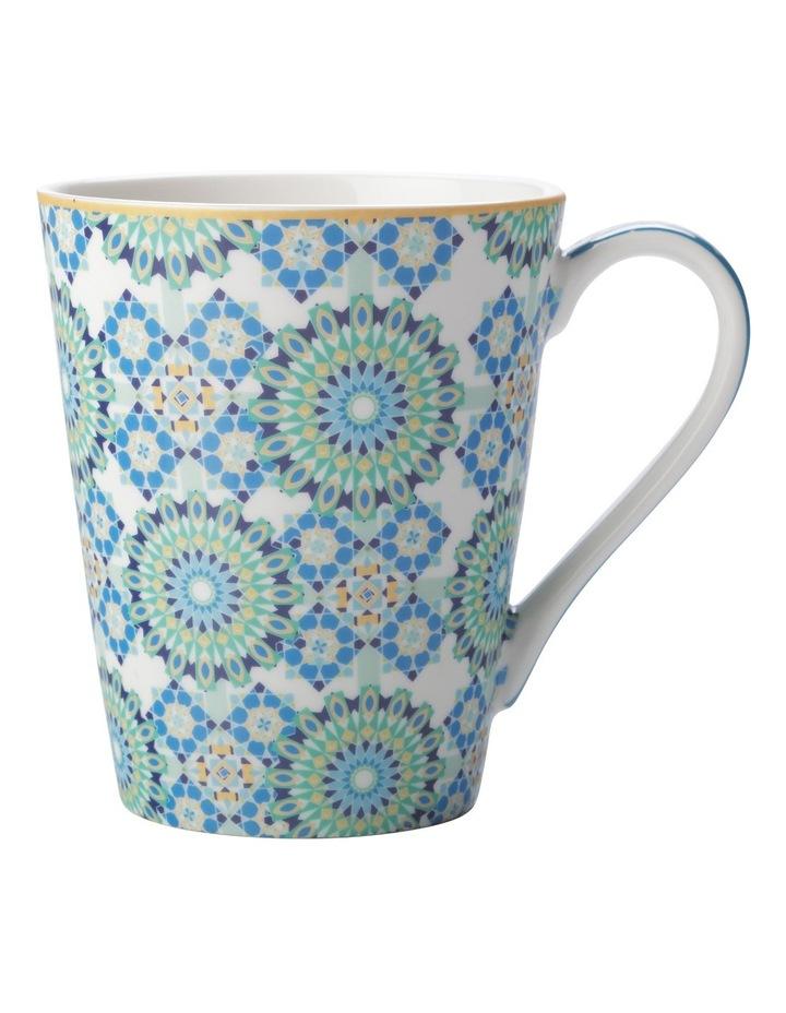 Teas & C's Isfara Mug Bukhara Blue 360ML Gift Boxed image 1