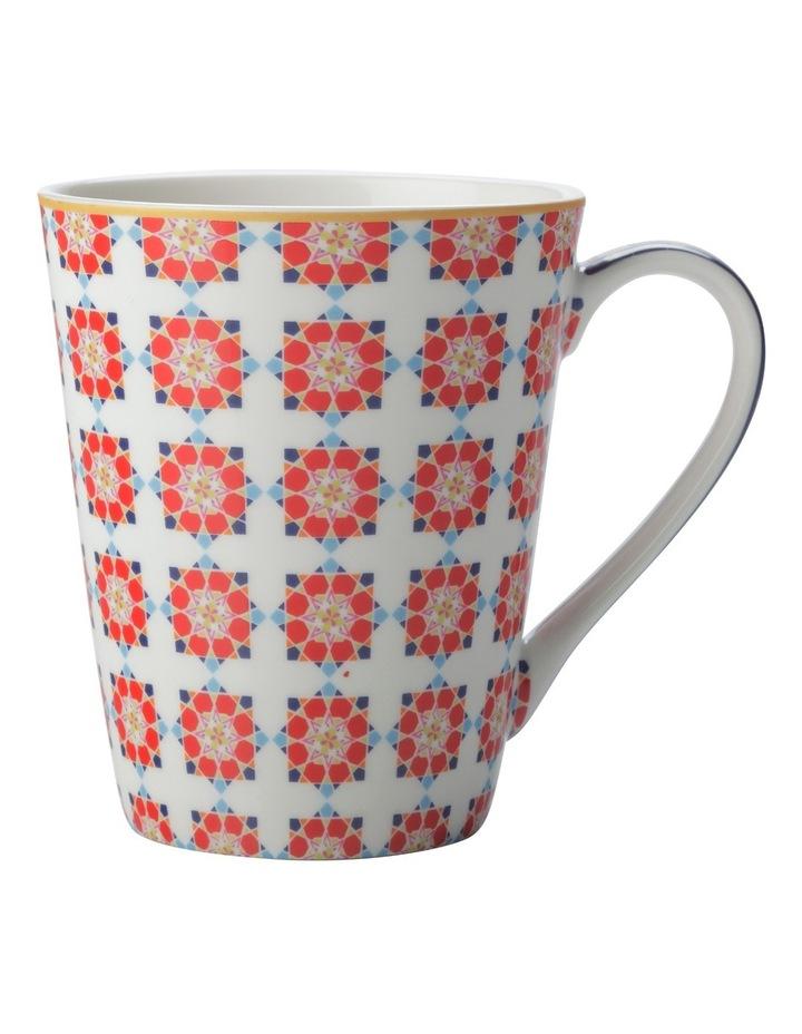 Teas & C's Isfara Mug Samarq Red 360ML Gift Boxed image 1