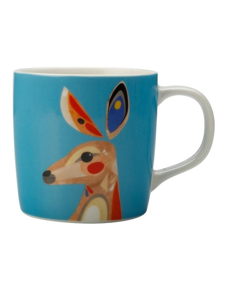 Pete Cromer Mug 375ml Kangaroo Gift Boxed image 1