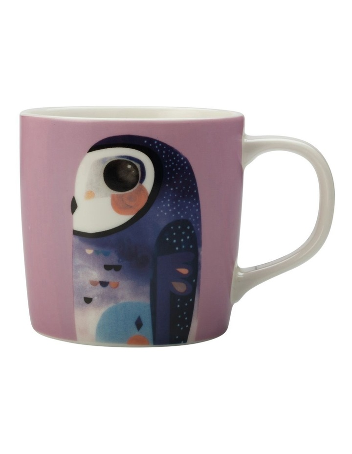 Pete Cromer Mug 375ml Owl Gift Boxed image 1