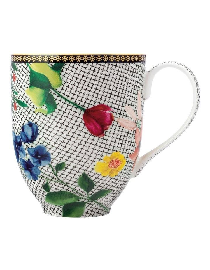Teas & C's Contessa Coupe Mug 300ML White Gift Boxed image 1