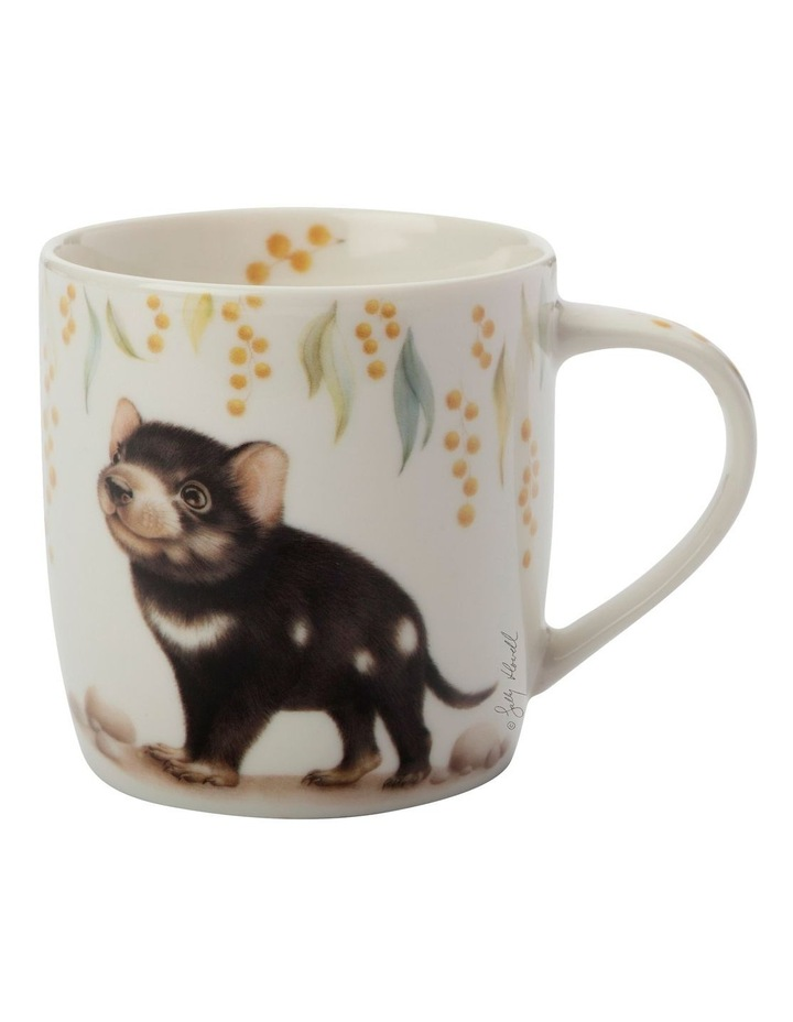 Sally Howell Mug 340ML Tasmanian Devil Tin Gift Boxed image 1