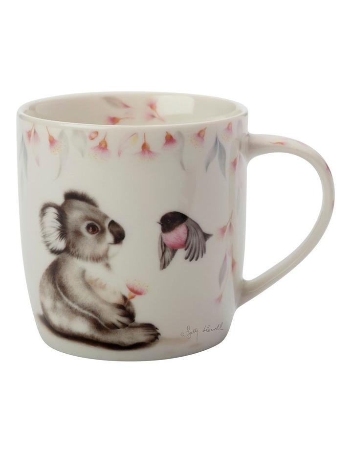 Sally Howell Mug 340ML Koala Robin Tin Gift Boxed image 1
