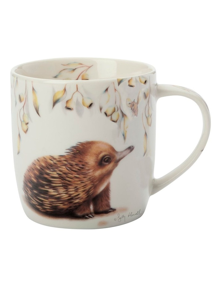 Sally Howell Mug 340ML Echidna Tin Gift Boxed image 1