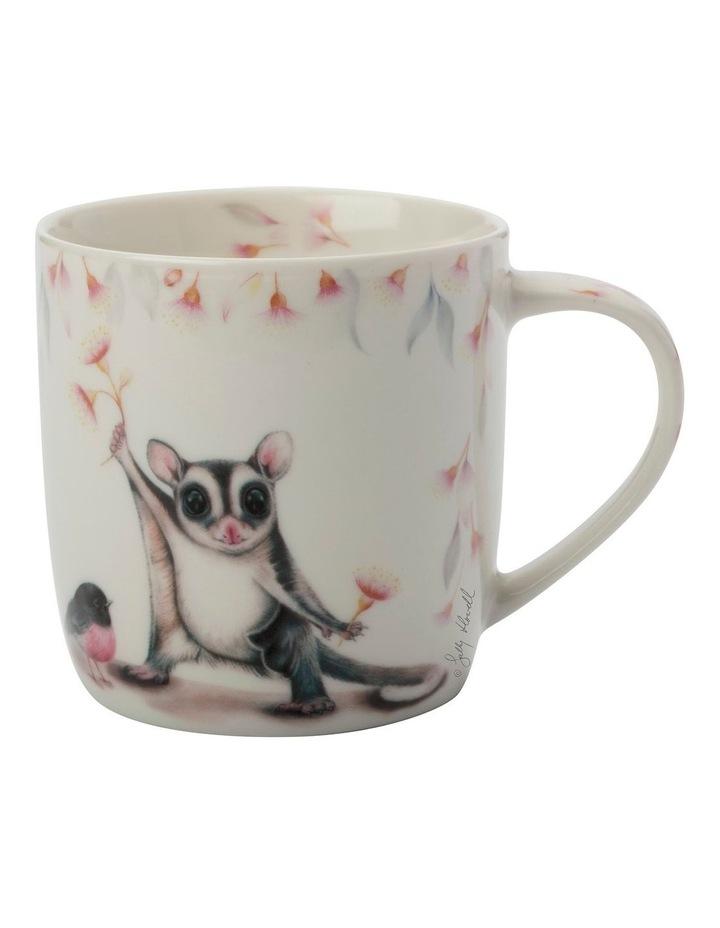 Sally Howell Mug 340ML Ringtail Possum Robin Tin Gift Boxed image 1