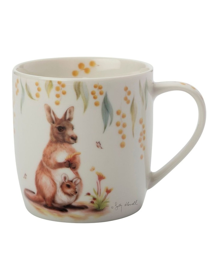 Sally Howell Mug 340ML Kangaroo Joey Tin Gift Boxed image 1