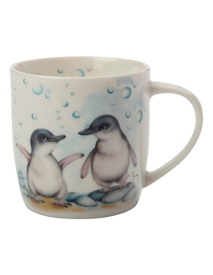 Sally Howell Mug 340ML Penguins Tin Gift Boxed image 1