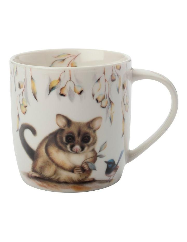 Sally Howell Mug 340ML Brushtail Possum Wren Tin Gift Boxed image 1