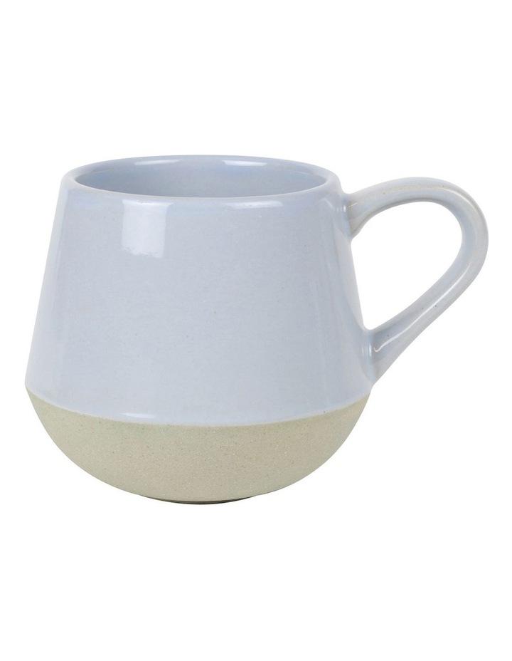 Bottoms Up Mug Blue 4pk image 1