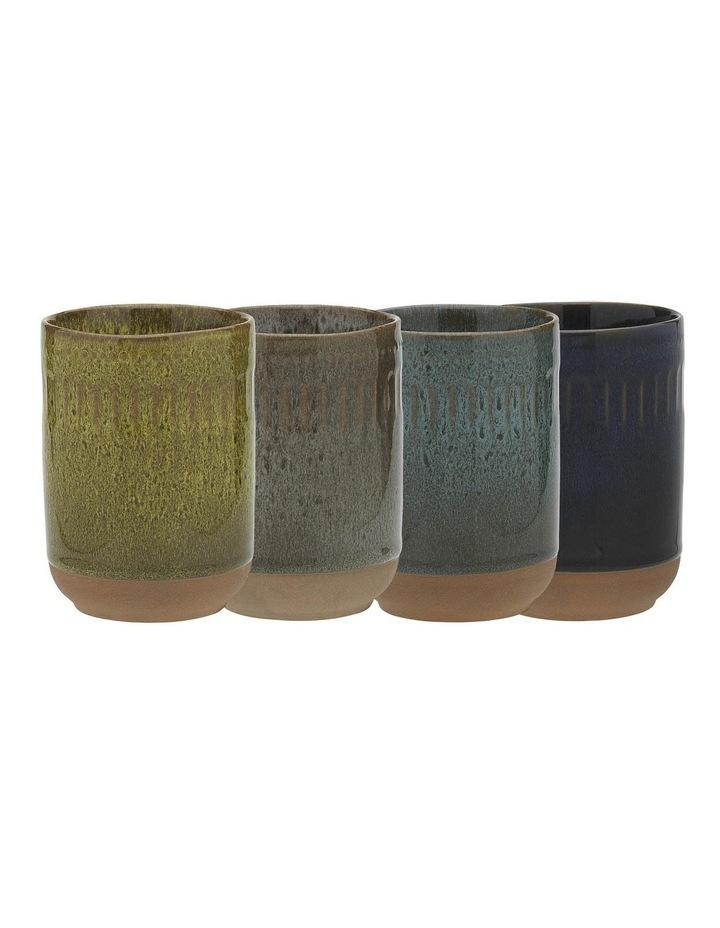 Shibori 300ml Mug Set of 4 image 1