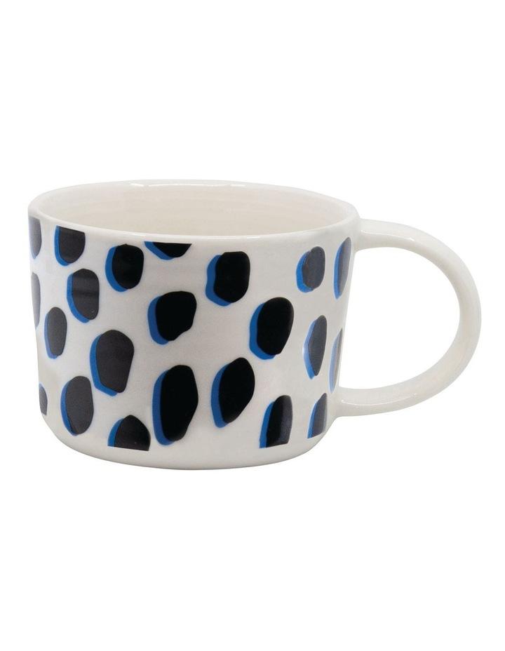 Leopard Mug Set 350ml Set of 4 image 4