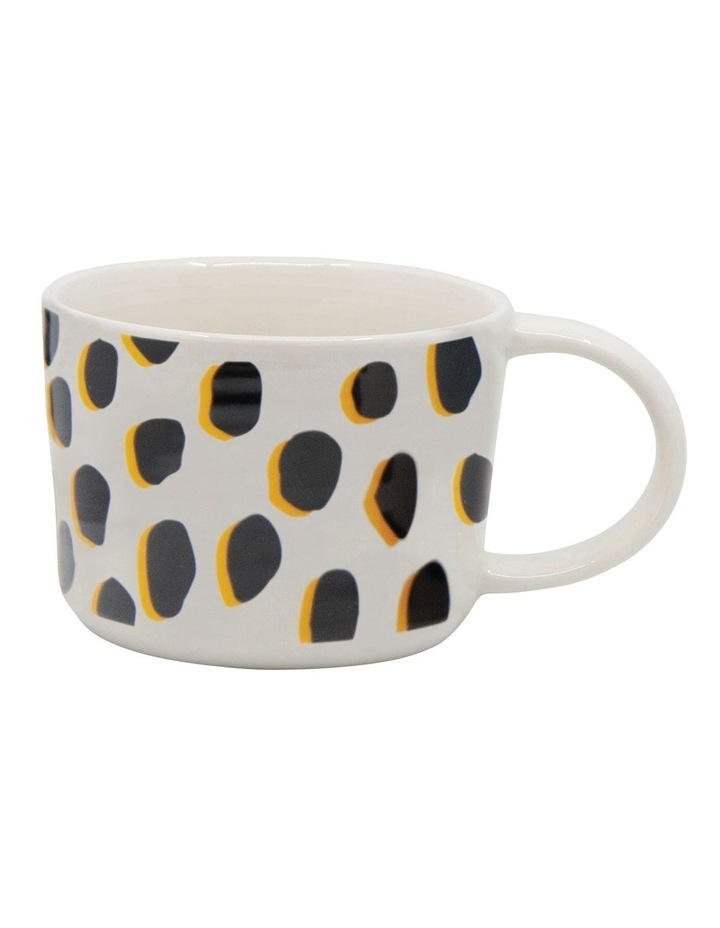 Leopard Mug Set 350ml Set of 4 image 5