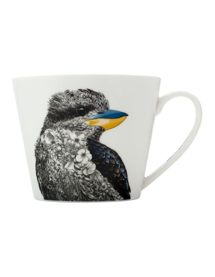 Marini Ferlazzo Birds Mug 450ML Sqt Kookaburra Gift Boxed image 1
