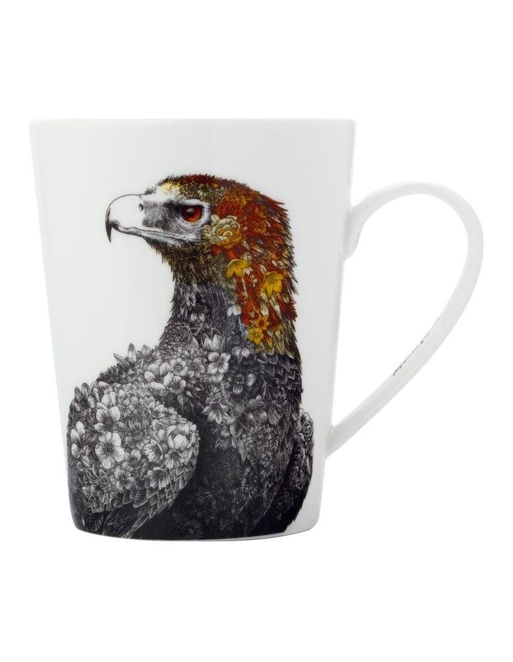 Marini Ferlazzo Birds Mug 450ML Tall Eagle Gift Boxed image 1