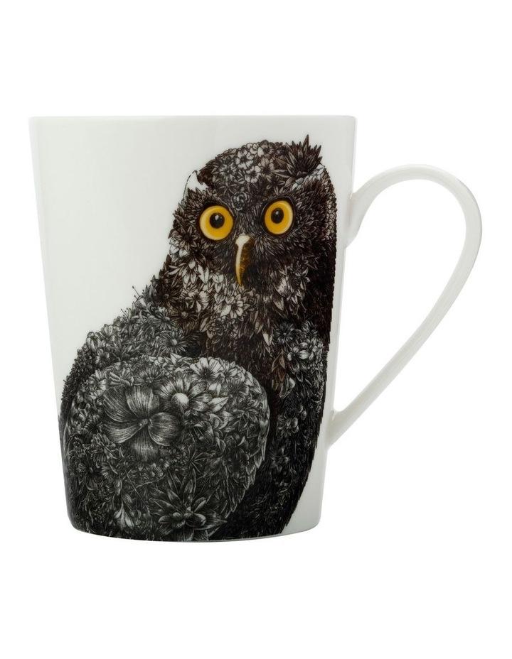 Marini Ferlazzo Birds Mug 450ML Tall Owl Gift Boxed image 1