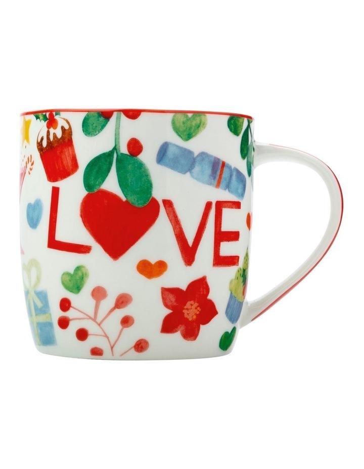 Joy Love Peace Mug 370ML Love Gift Boxed image 1