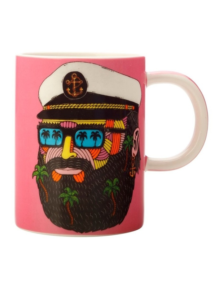 Mulga the Artist Mug 450ML Captain Gift Boxed image 1