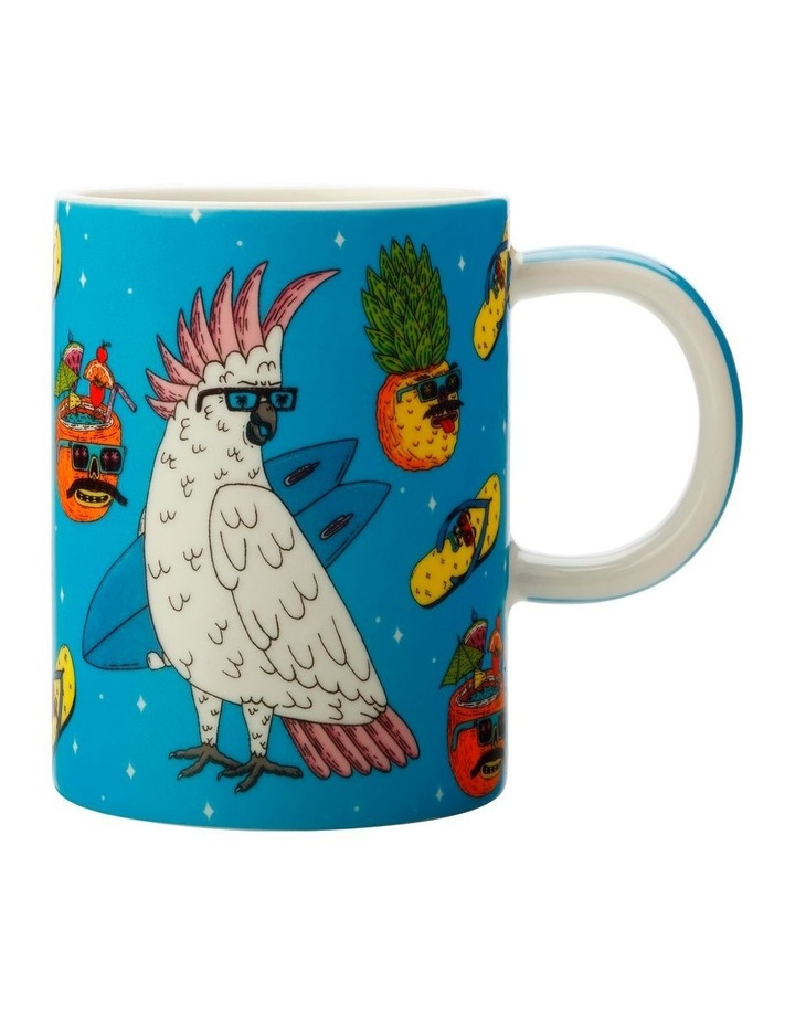 Mulga the Artist Mug 450ML Cockatoo Gift Boxed image 1