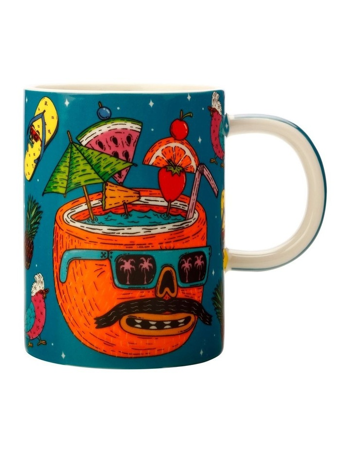 Mulga the Artist Mug 450ML Coconut Gift Boxed image 1