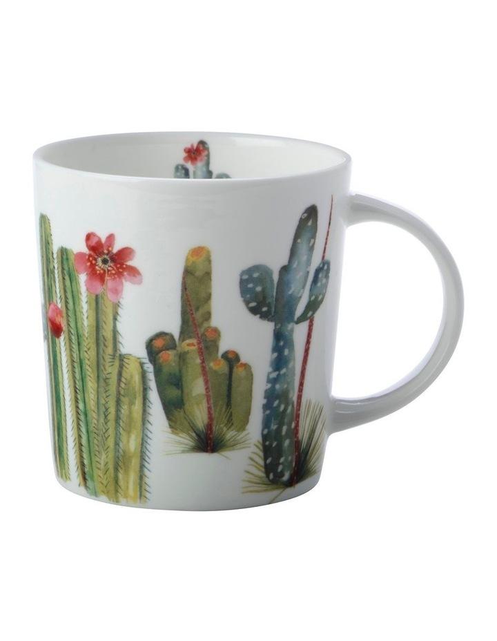 Royal Botanic Garden Arid Garden Mug 300ML Saguaro Gift Boxed image 1