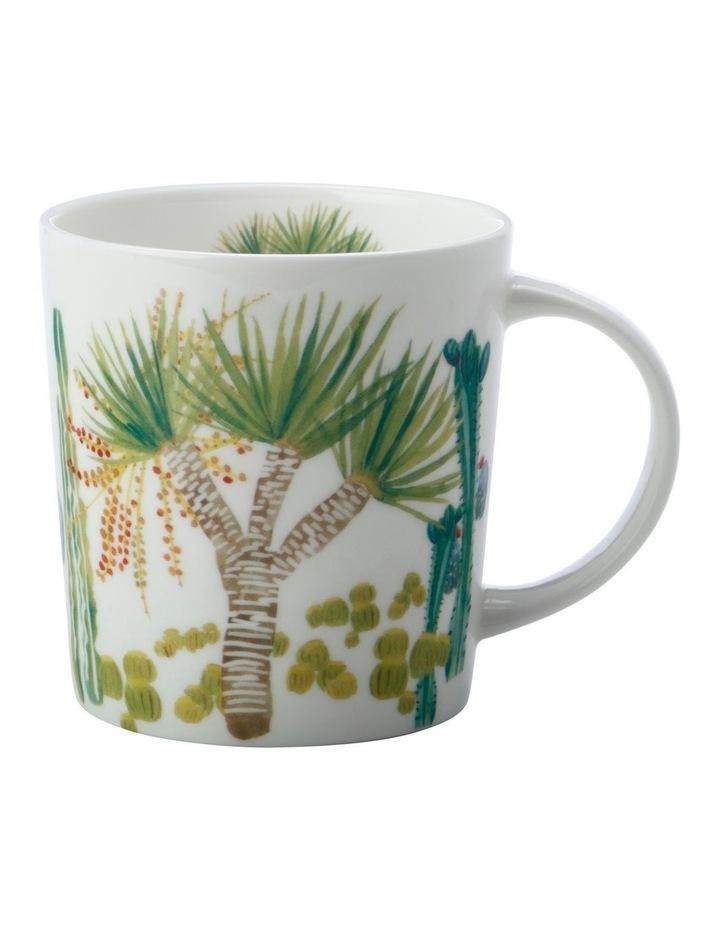 Royal Botanic Garden Arid Garden Mug 300ML Dracaena Gift Boxed image 1