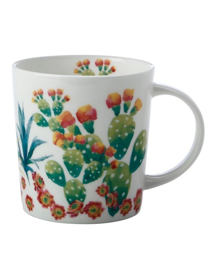 Royal Botanic Garden Arid Garden Mug 300ML Prickly Pear Gift Boxed image 1