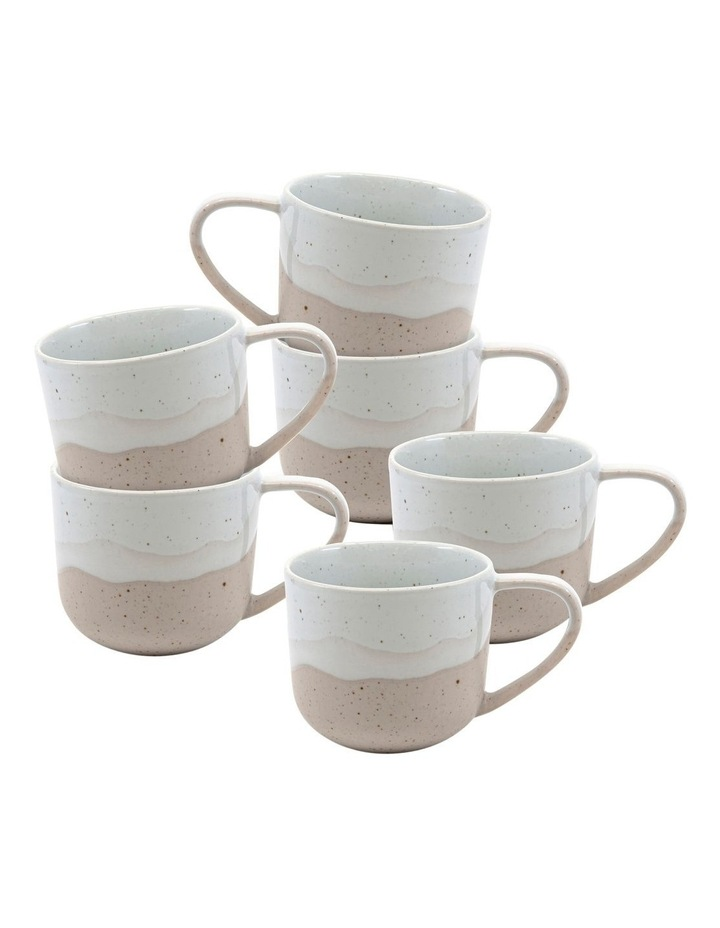 ROAM Mug - 380ml - Natural - Set of 6 image 1