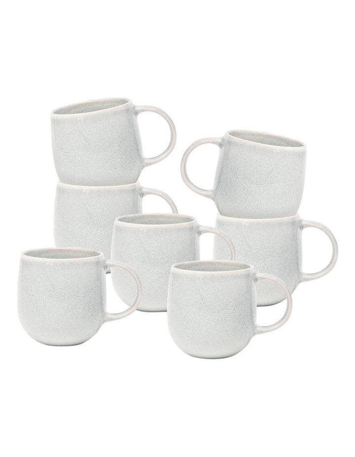 NAOKO Mug - 380ml - Ice - Set of 6 image 1